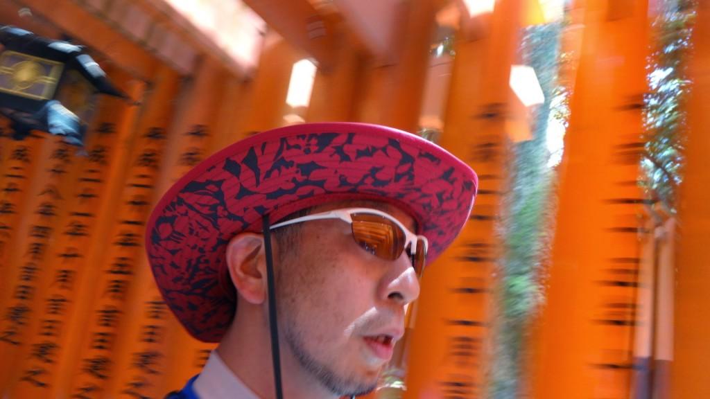 伏見稲荷神社境内