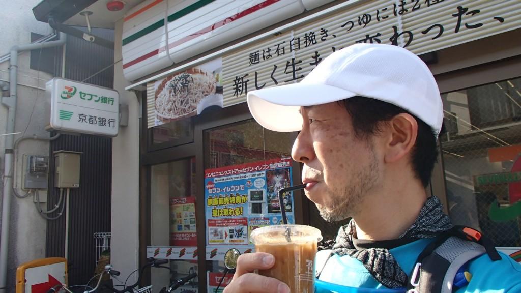 セブンイレブンのアイスコーヒー