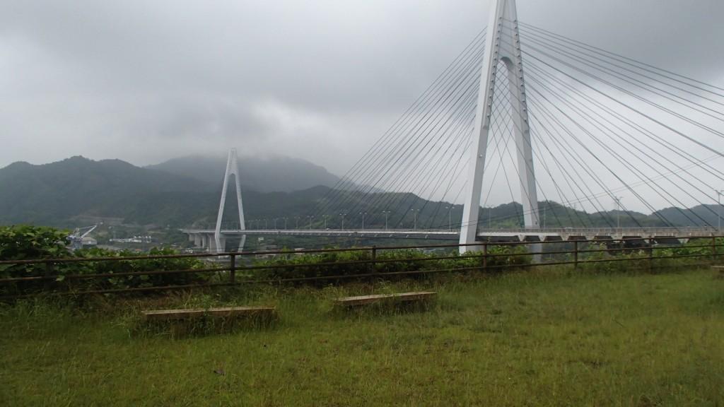 生口橋(全長790m)