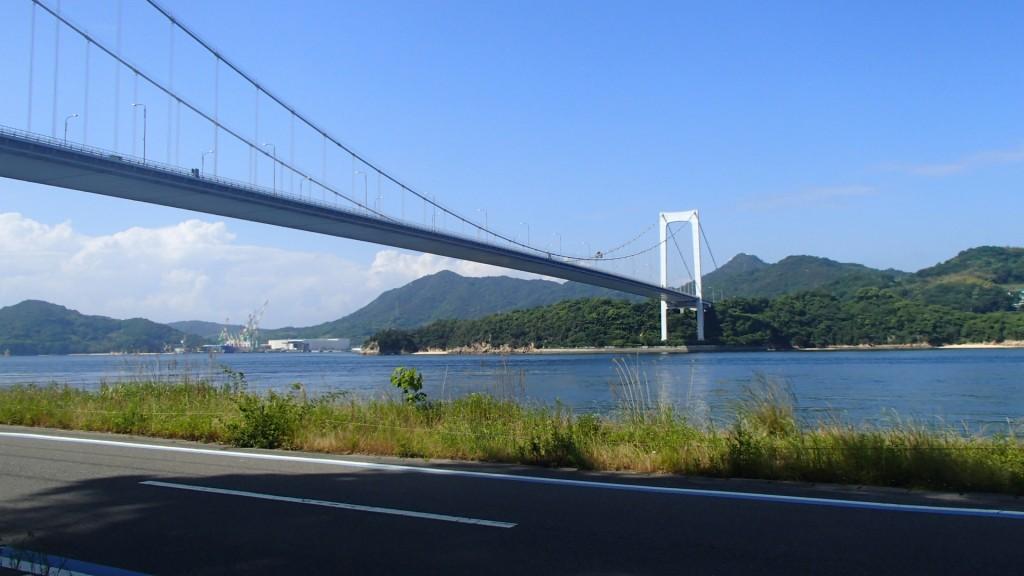 伯方大島大橋1165m