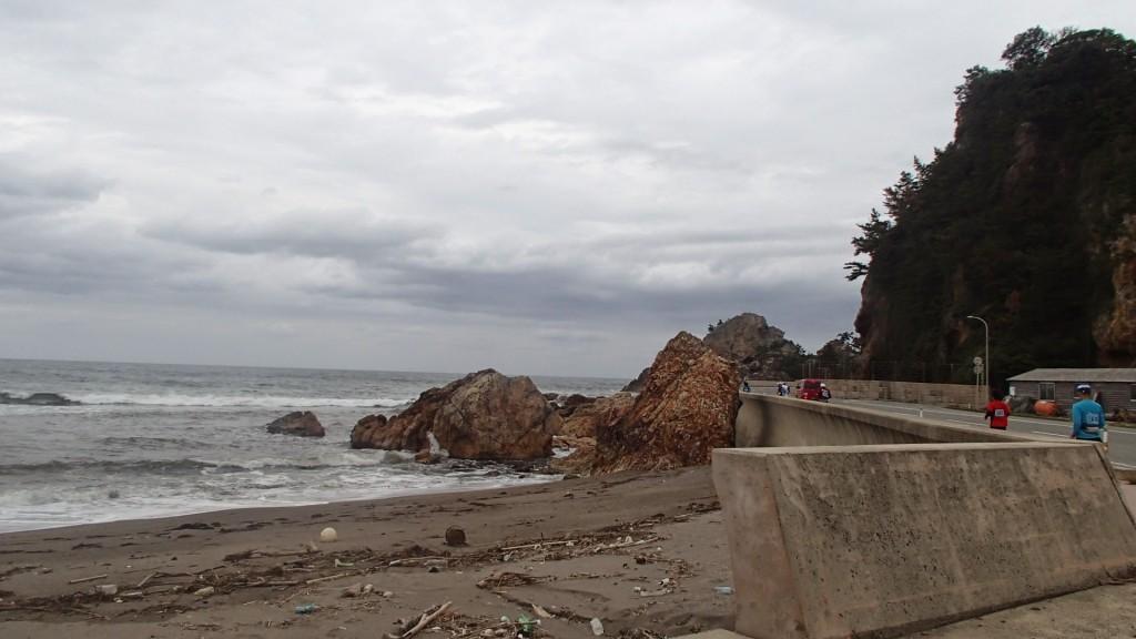 能登の海岸線