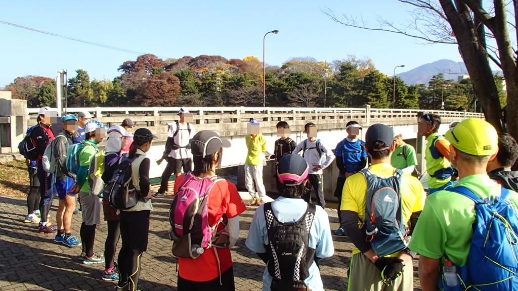 東山三十六峰マウンテンマラソン練習会