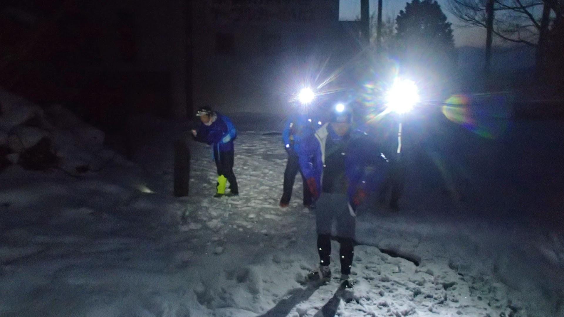ケーブル比叡から北山コース1の始まりです