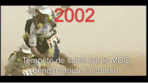 サハラマラソン:伝説の歴史