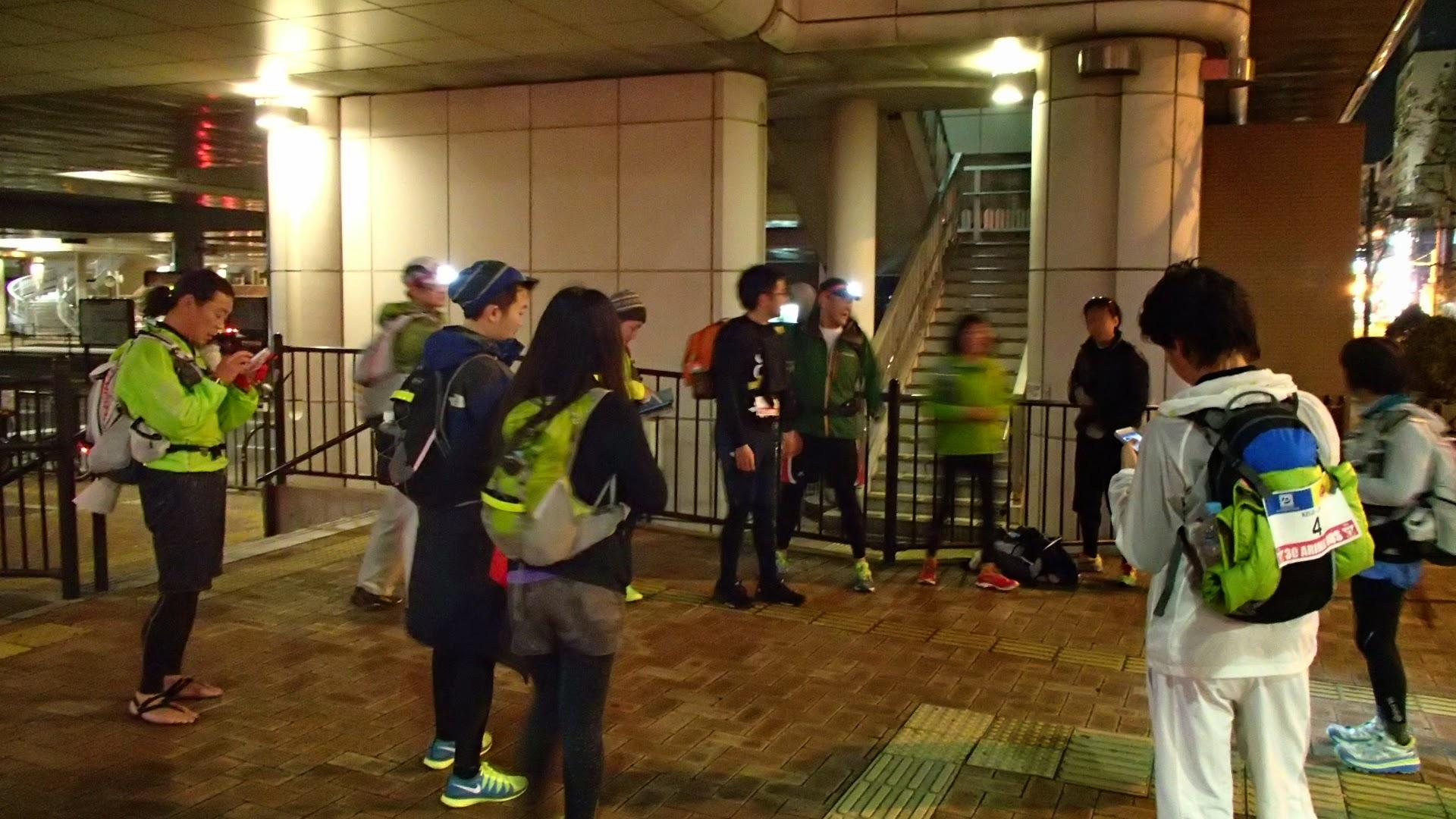 尼崎駅到着