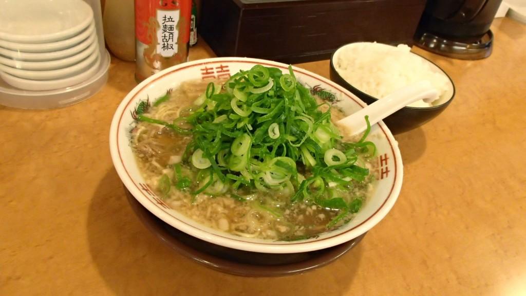 元祖京都らーめんゑびす屋