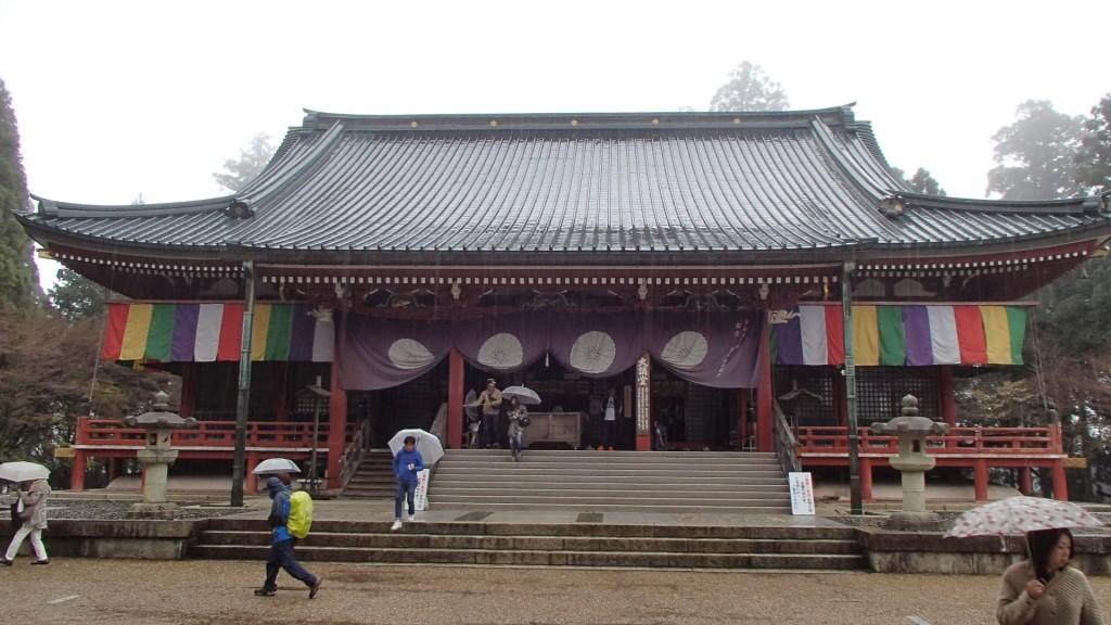 比叡山延暦寺東塔大講堂