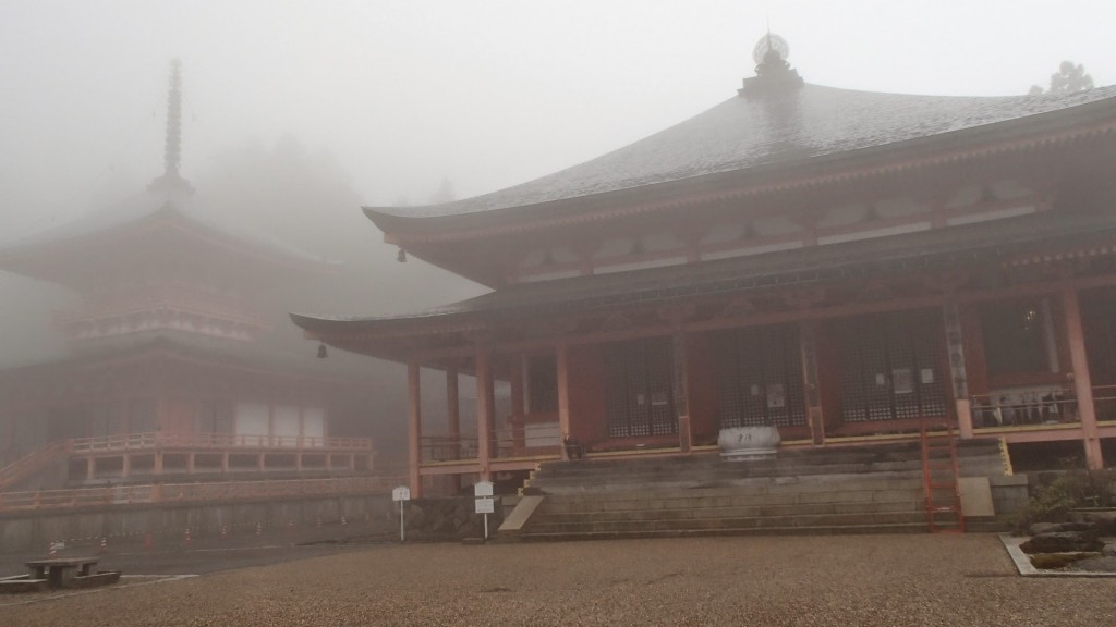比叡山延暦寺阿弥陀堂東塔