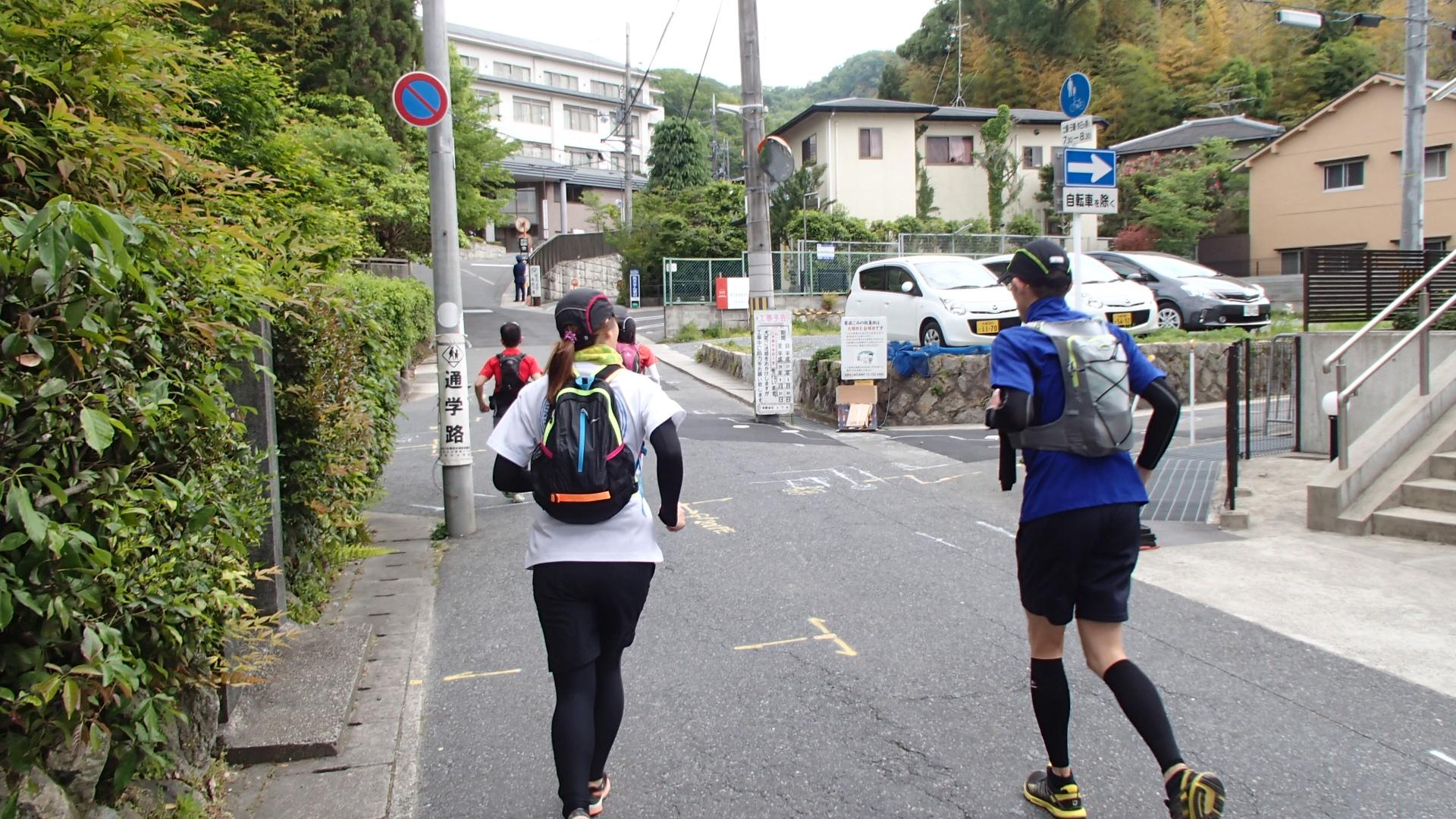 20150503比叡山試走20Km