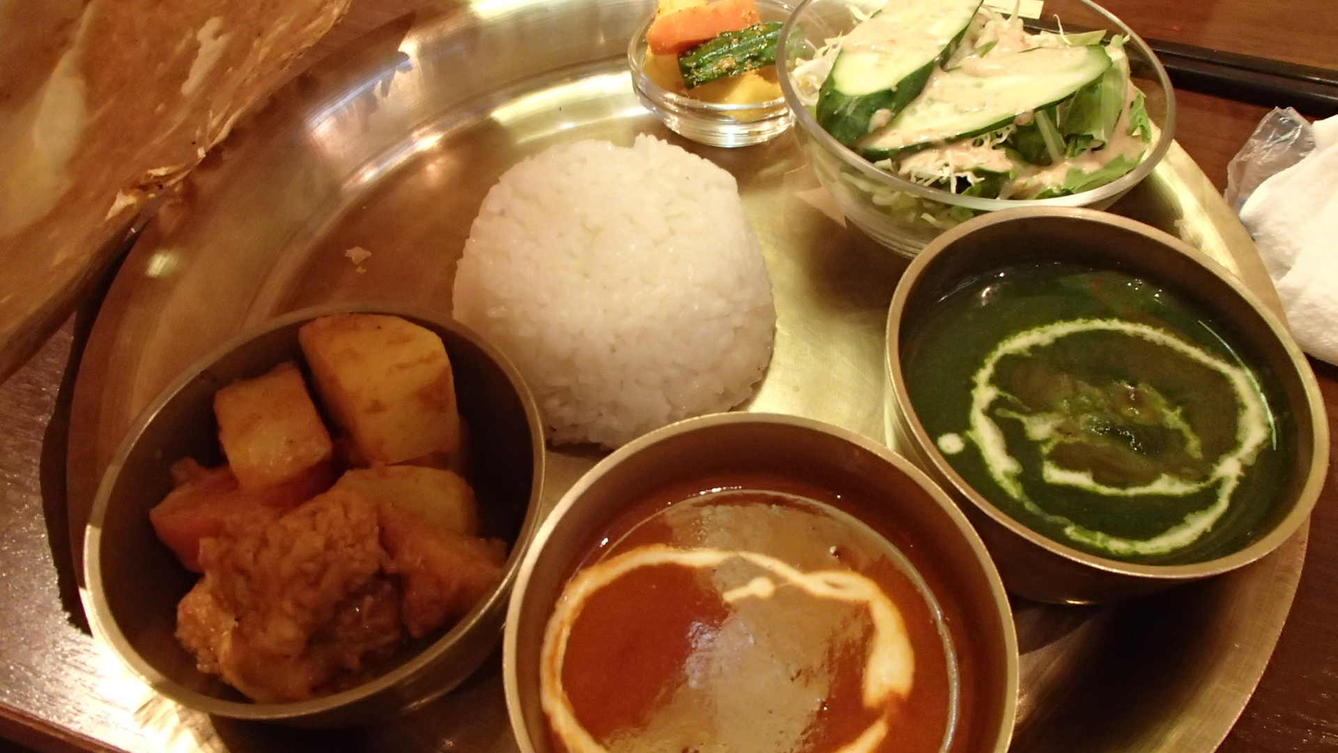 インド定食B