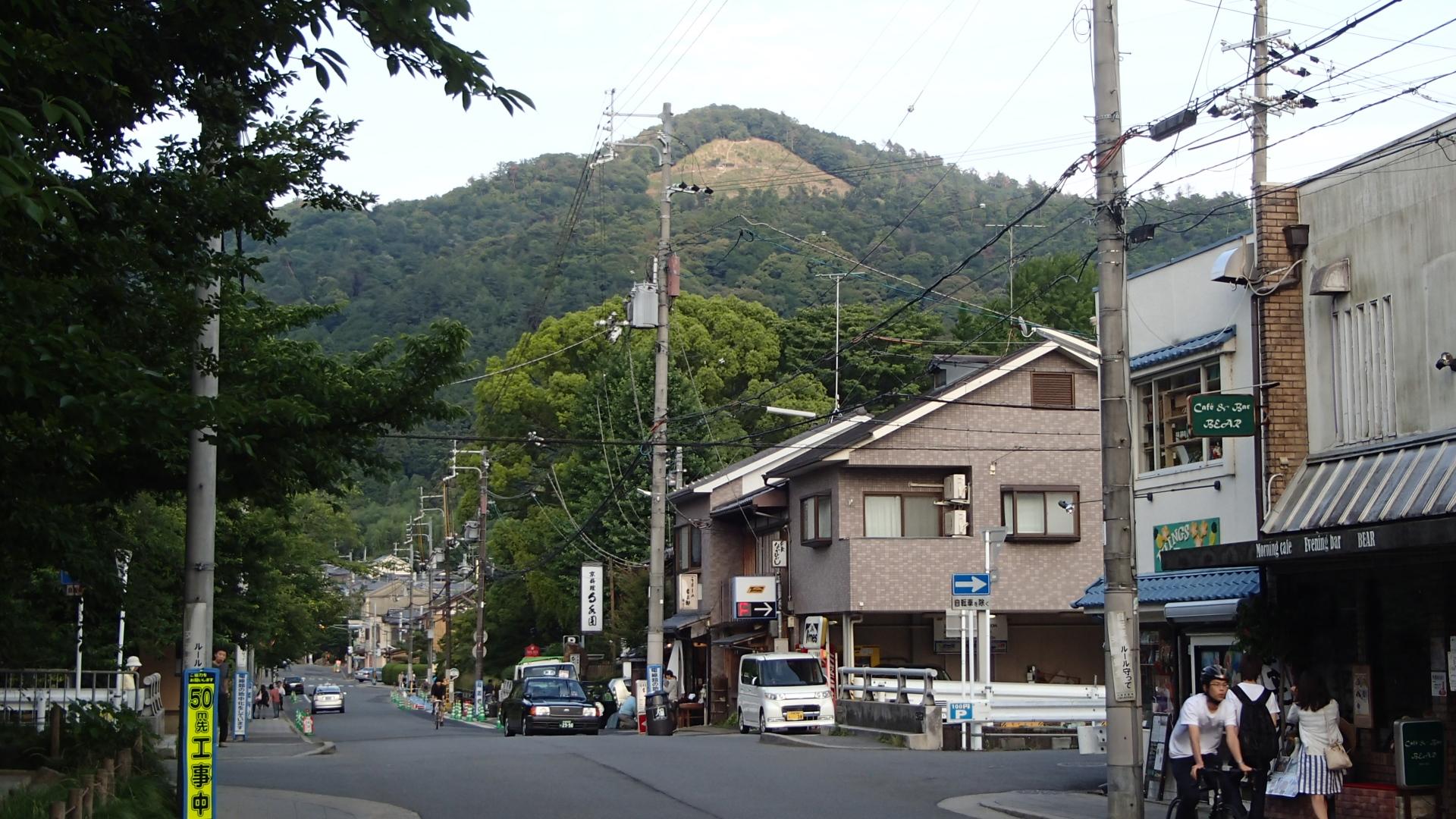 週末は京都トレイルを7分の5「約50Km」ナイトトレラン中止