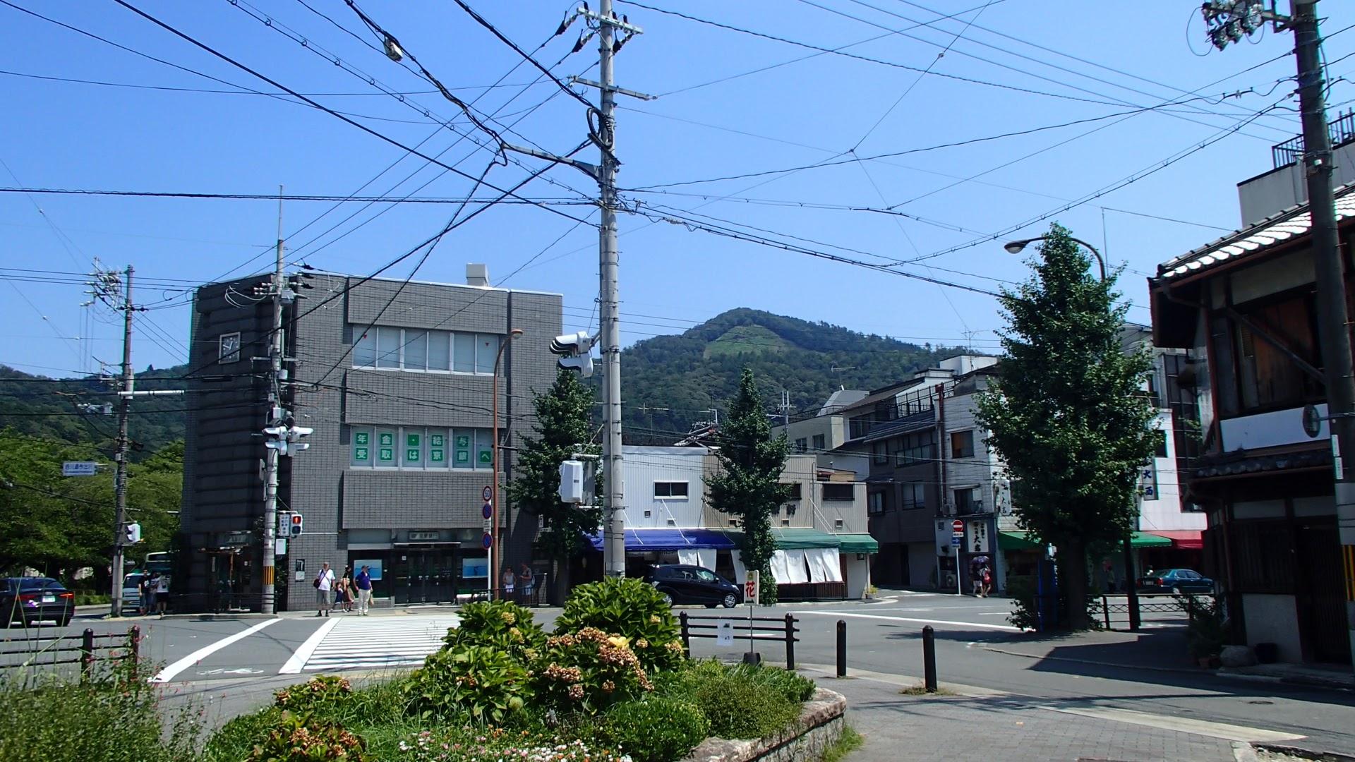 土曜日の午後から大文字山