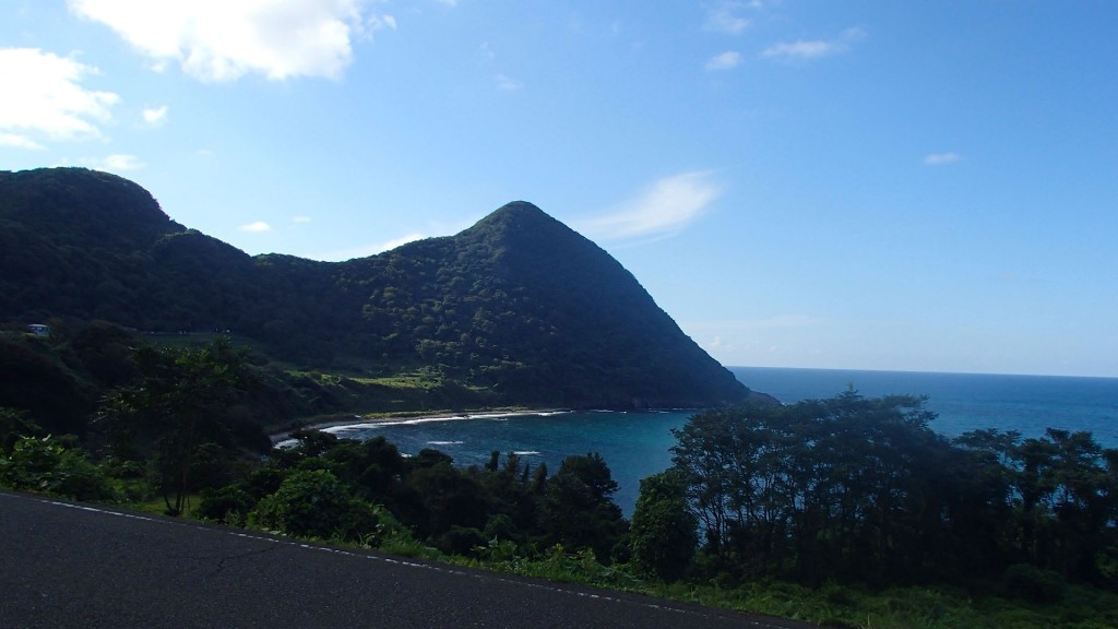 丹後の日本海