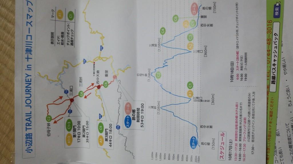 明日のマップ