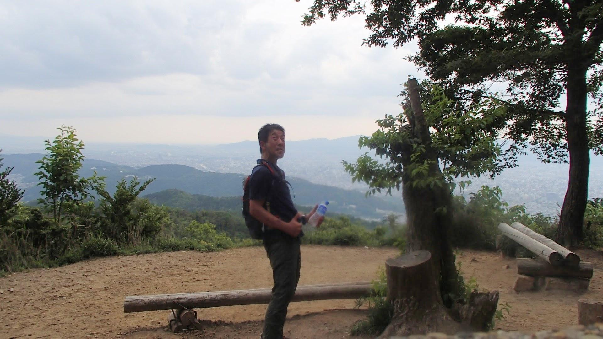 大文字山頂