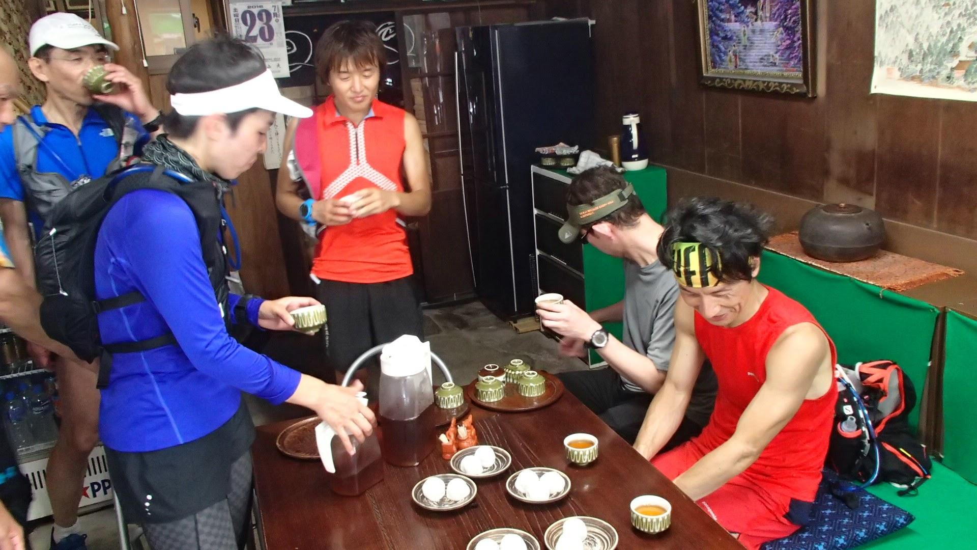 杉々堂(山椒餅)