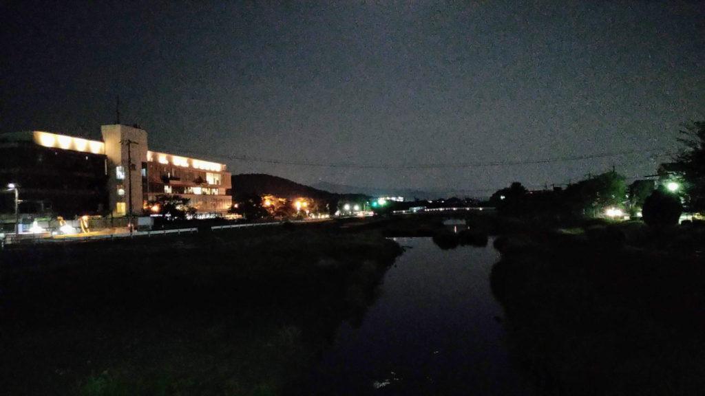 上賀茂MK通学橋