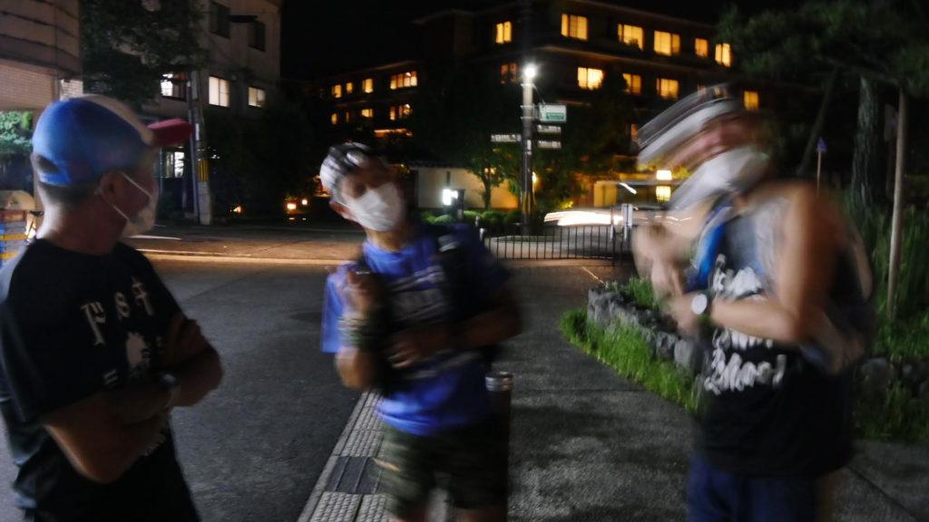 京都1周トレイルサポート