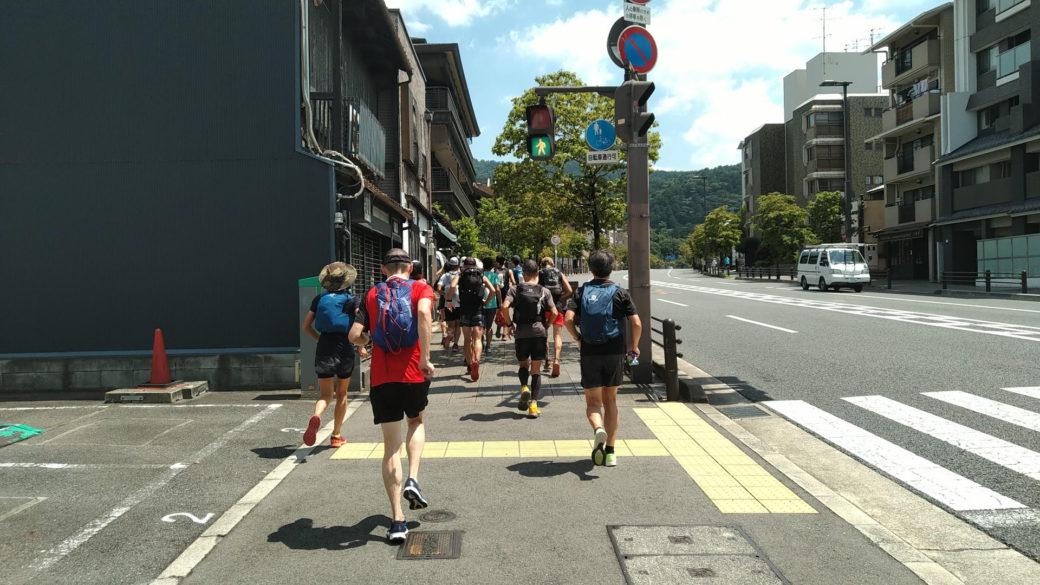 第5回8月16日大文字ツアー