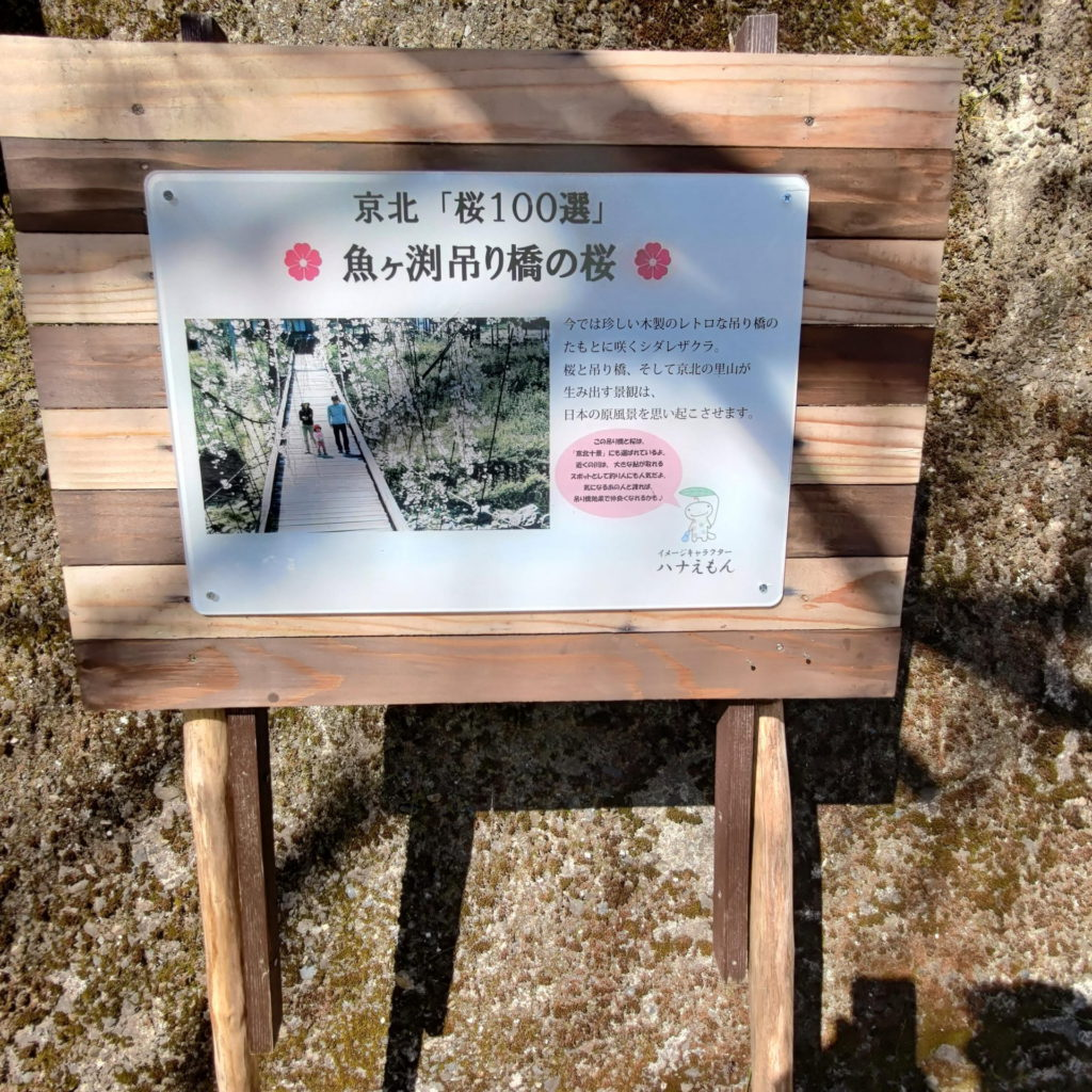 魚ヶ渕吊り橋